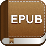 EPUB Reader for all books you love APK icon