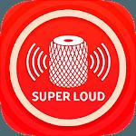 super max volume booster & super sound booster icon
