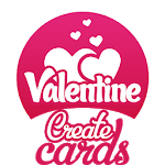 Create Valentine's Day card icon