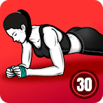 Plank Workout - 30 Days Plank Challenge Free APK icon
