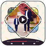 Fathers Day Video Maker icon