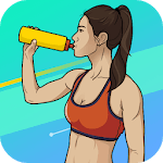 Female Workout at home - lose weight in 28 days APK icon
