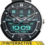 Feisar Watch Face APK icon