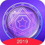 Free horoscope - Zodiac Signs & Palmistry icon