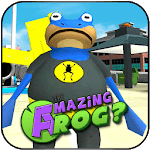 Amazing Frog Battle City Simulator 3D icon
