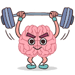 3-12 Age Educational Brain For Kids icon