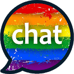 Gay chat free icon