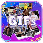 GIF Keyboard 2019 icon