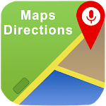 Route Directions Finder : Maps, GPS &Travel icon