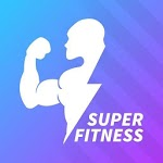 Man Fitness Workout - ABS Workout & Super Muscle for pc icon