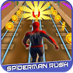 Subway Spider Rush 2 icon