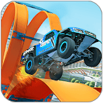 HotWheels Race off  -  New Game 2019 Stunt Race icon