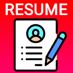Resume Builder CV maker App Free CV templates 2019 APK icon