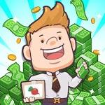 Mega Factory -idle game, money clicker, click game icon