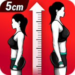 Increase Height Workout - Height Increase, Taller APK icon