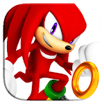 Knuckles The Runner : Sonic Super Evolution icon