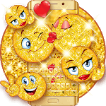 Sparkling emoji Keyboard icon