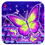 Twinkle Butterfly keyboard icon