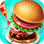 Burger Masterchef : Fast Food Shop : Cooking Crazy icon