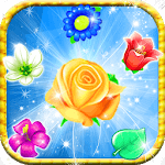 Flowers Legend Match 3 - Blossom Garden Classic icon