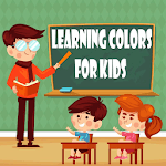 Learning Colors For Kids - A Learning App for kids icon