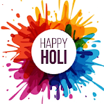 Holi Stickers for WhatsApp ( WAStickerApps ) for pc icon