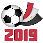 Live scores for the African Cup 2019 icon