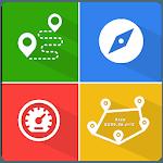 GPS, Tools - Maps, Measure, Explore icon