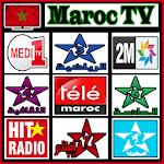 Morocco TV Live All channel 2019 icon