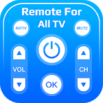 TV Remote Control - All TV icon