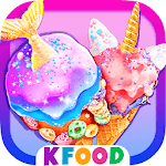 Unicorn Chef: Mermaid Cooking Games for Girls APK icon