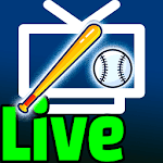 MLB Games Live on TV - Free icon