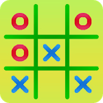 Tic-Tac-Toe for 2 Players APK icon