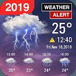 Live Weather Forecast App-Radar &Snow Squall Alert icon