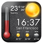 Weather Forecast & Thermometer 2019 icon