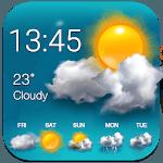 Weather Forecast and Clock Widget icon
