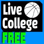 NCAA Basketball Games, Live on TV icon