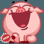 🐷 WAStickerApps Cute Animals icon