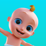 LooLoo Kids - Nursery Rhymes and Children's Songs APK icon