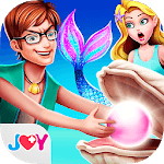 Mermaid Secrets25-Mermaid Princess Ocean Diary icon