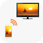 Phone to TV Screen - Screen Mirroring TV icon