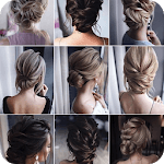 Hairstyles for Women and Girls: Step by Step Guide icon