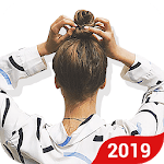 2019 Hairstyles Step by Step icon