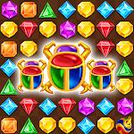 classic diamond puzzle pharaoh legend icon