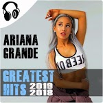 Ariana Grande Greatest Hits 2019 Music Offline icon