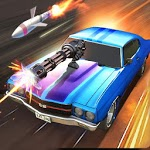 Death Race Road Battle icon