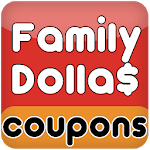 Smart Coupons for Family Dollar icon