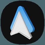 Companion for Android Auto Maps App icon
