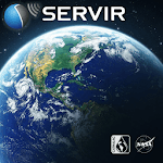 SERVIR - Weather, Hurricanes, Earthquakes & Alerts icon