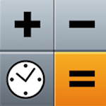 Hours Minutes Time Calculator icon